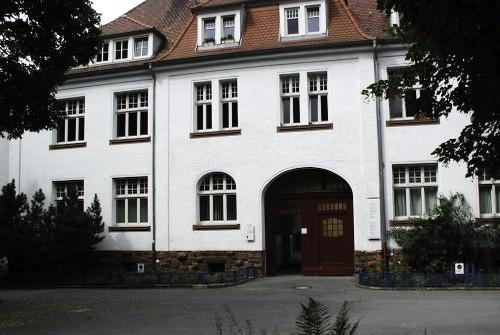Wackerfabrik Eingang