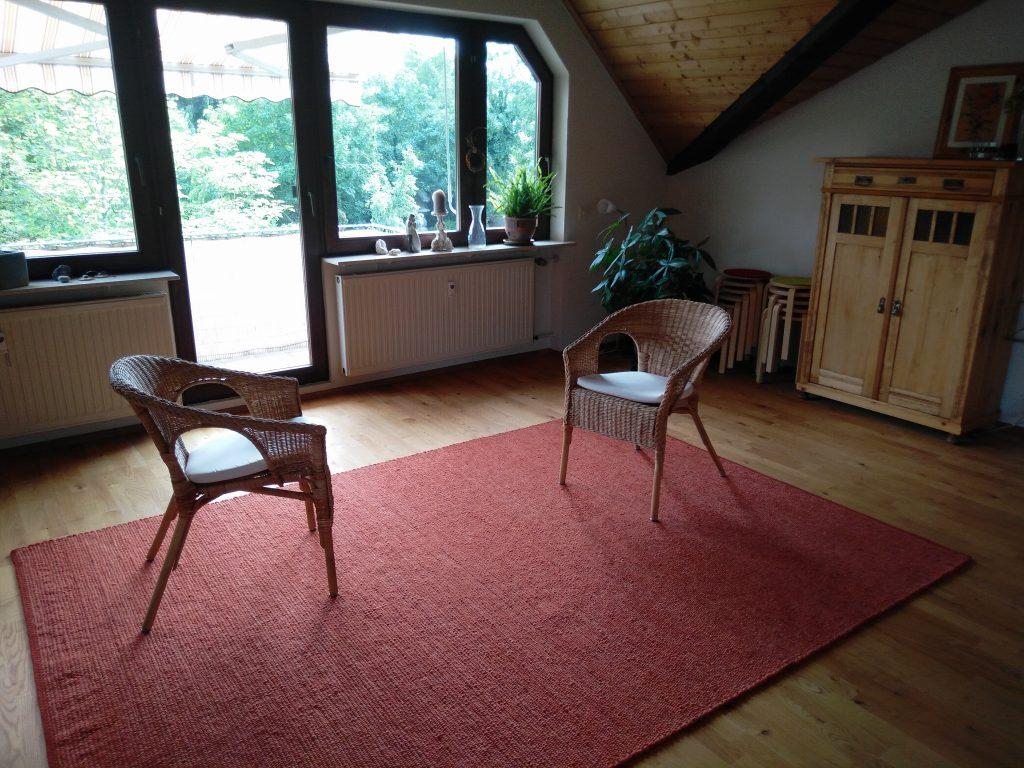 großer Praxisraum in Darmstadt-Eberstadt