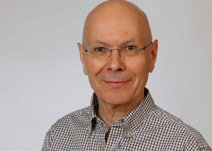 Gerd Pickshaus Portrait